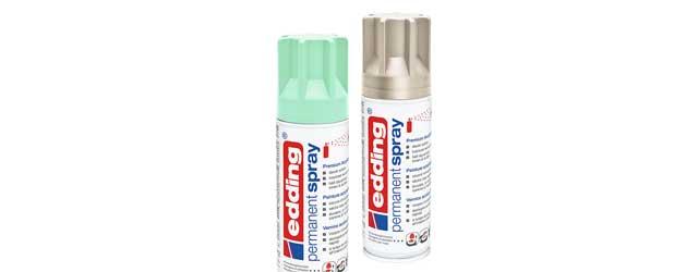 Acrylspray von Edding